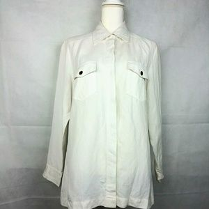 NY&CO button-down shirt M